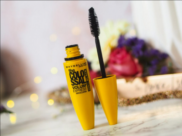 Maybelline Volume Express Colossal 100 Percent Black