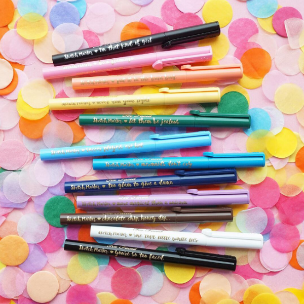 Too Faced Sketch Marker Too Glam to Give a Damn Too Faced Sketch Marker Too Glam to Give a Damn gallery
